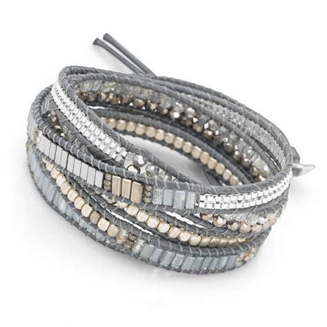 Wrap Bracelet valencia wrap bracelet silver bracelets silver by mail