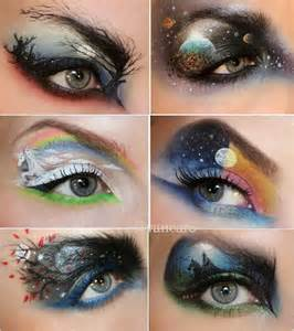 Where The Wild Things Are Costume Creative Eye Makeup Creative Makeup Pinterest