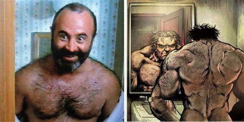 bob hoskins vs hugh jackman as wolverine the bob hoskins was comic writer s choice for