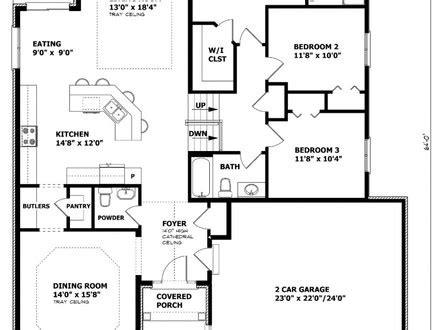 cottage floor plans canada unique house plans canadian bungalow house plans house