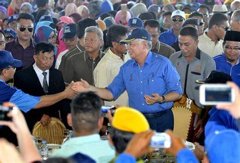 Kaos Buah Tangan Negara Malaysia pilihanraya sarawak tolak cur tangan asing dalam politik negara najib astro awani