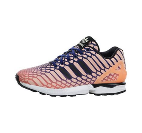 Adidas Womens Zx Flux The Farm Pack Floral Originals adidas zx flux the farm floral multi color store