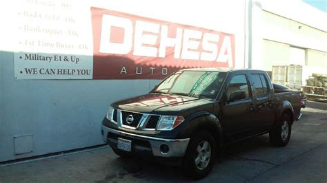 ashford motors wright city mo 2006 nissan frontier for sale in national city ca