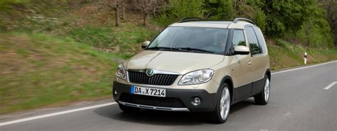 Scout Auto by Skoda Roomster Scout Gebraucht Kaufen Bei Autoscout24