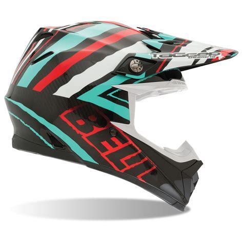 bell motocross helmets bell moto 9 carbon tagger scrub motocross helmet