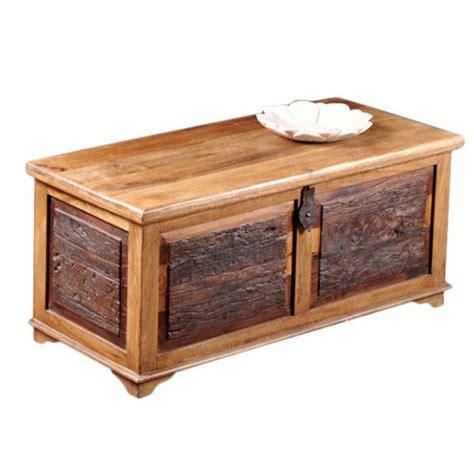 wayfair kerala blanket box trunk coffee