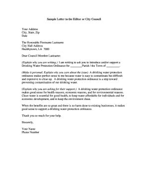 Complaint Letter To Local Council sle complaint letter to local council docoments ojazlink