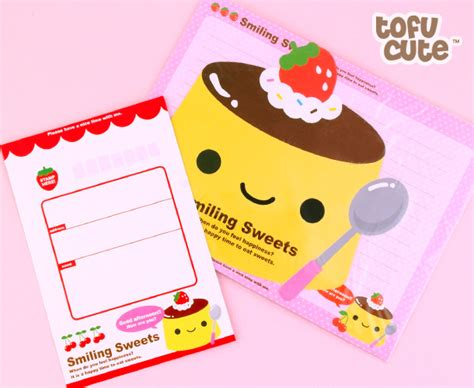 Tayo Tayo Sticker Puding Bento Lolipop buy kawaii die cut letter set with envelopes pudding at tofu