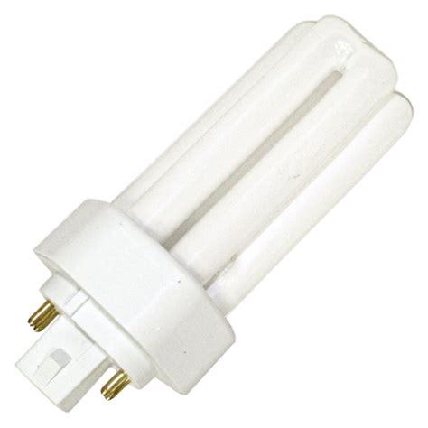 fluorescent light bulbs ushio 3000212 cf18te 841 4 pin base compact