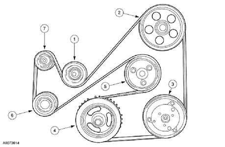 2005 toyota camry serpentine belt diagram 2006 toyota