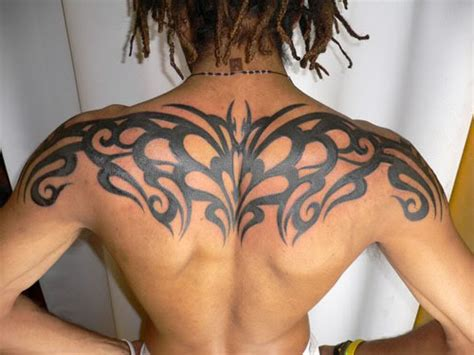 does it hurt to get upper back tattoos