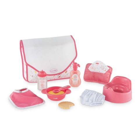 accessoires pour mon premier grand coffret accessoires pour poupon 30 cm accessoires petits poupons corolle