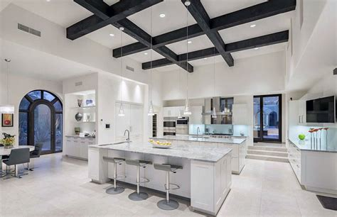 kitchens with 2 islands 27 amazing double island kitchens design ideas