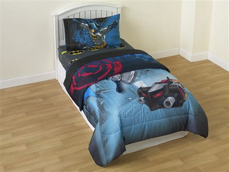 batman twin bedding dc comics batman guardian reversible twin comforter
