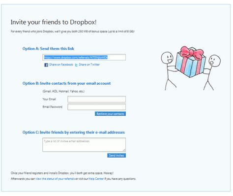 dropbox referral how to make the most of dropbox part i make tech easier