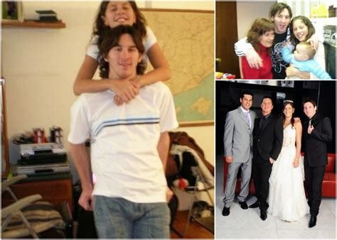 image gallery messi sister