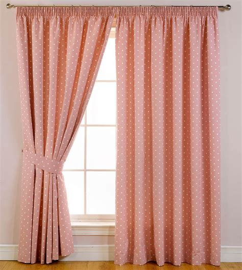 blackout curtains ebay dotty pencil pleat ready made blackout curtains fully