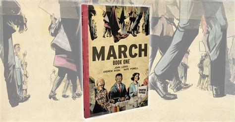 march book one oversized hardcover edition of march book one coming in