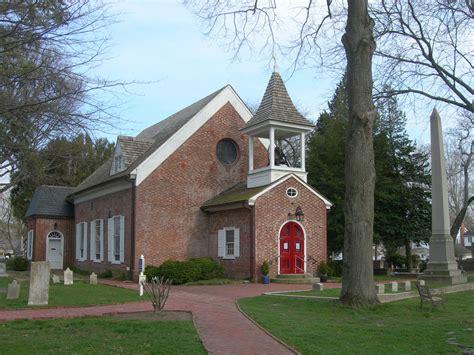 churches in dover delaware