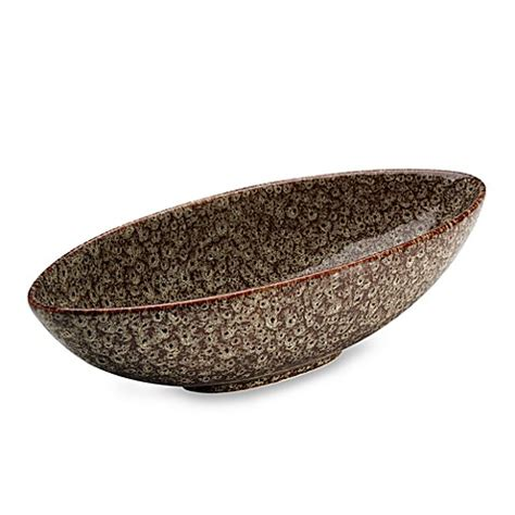 decorative bowls bed bath and beyond buy decorative ceramic peacock bowl from bed bath beyond