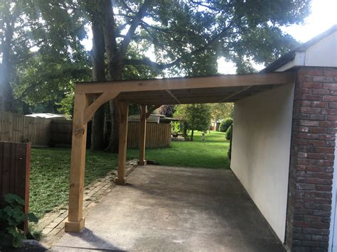 Lean To Car Port by Lean To Car Port Ark Timber Buildings