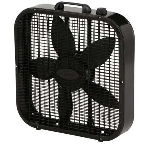 box floor fans portable fans the home depot