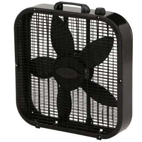 box floor fans portable fans the home depot