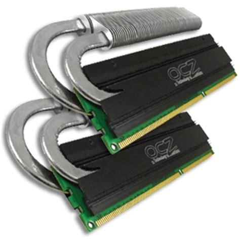 Ram Ocz ocz reaperx dual channel 4096mb pc10666 ddr3 1333mhz memory 2 x 2048mb at tigerdirect