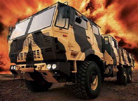 indian army truck tata motors to supply 619 hmv trucks to indian army