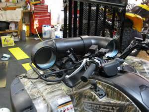 AUDIO TUBE construction has begun! Yamaha Grizzly ATV Forum
