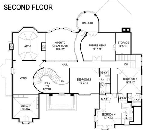 luxury castle floor plans luxury european castle house plan second floor i love the