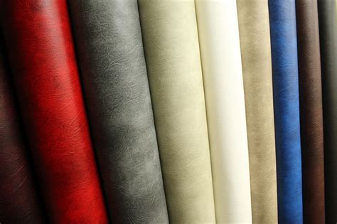 upholstery leatherette faux high quality leather material leatherette pvc vinyl