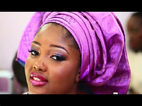 bridal gele on the you tube african bridal makeup and how to tie the gele youtube