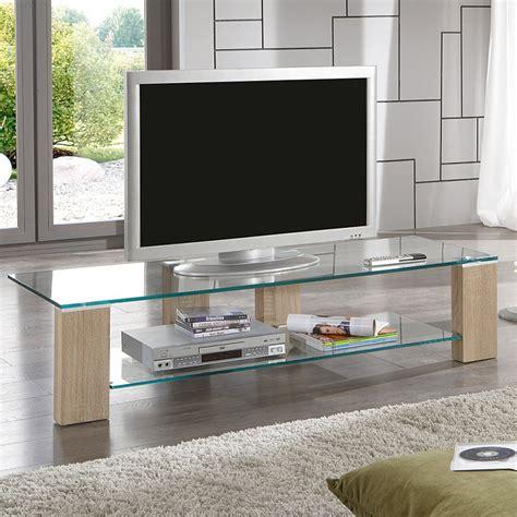Meuble Tv Verre by Meuble Tv Verre Et Bois Solutions Pour La D 233 Coration