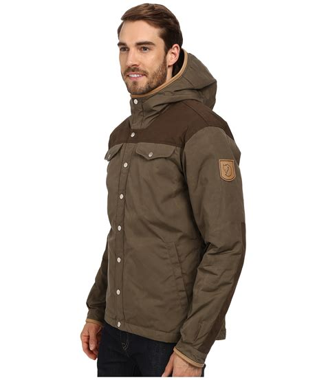 Just Say No To Sleeve Jackets by Fjallraven Greenland No 1 Jacket In Green For Lyst