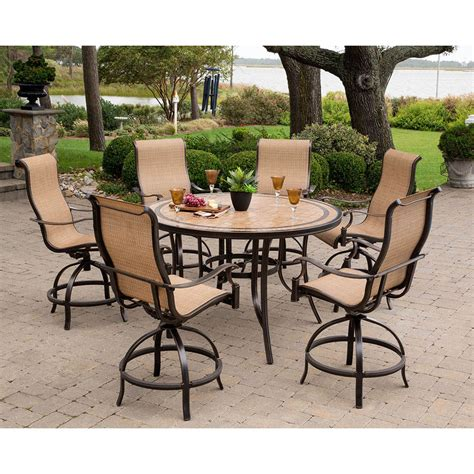 high dining patio set home design ideas and pictures