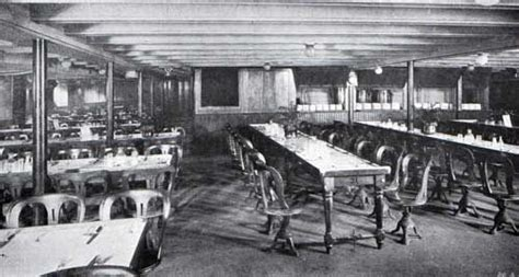 Titanic 3rd Class Dining Room by 17 Best Images About Steerage On Room
