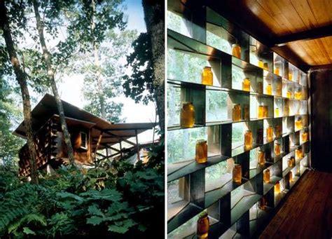 elevated beehouses marlon blackwells moore honey house
