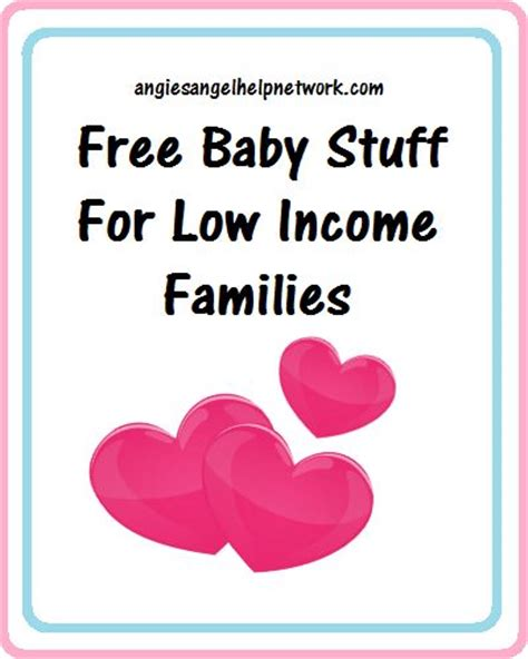 17 best images about help for low income families on