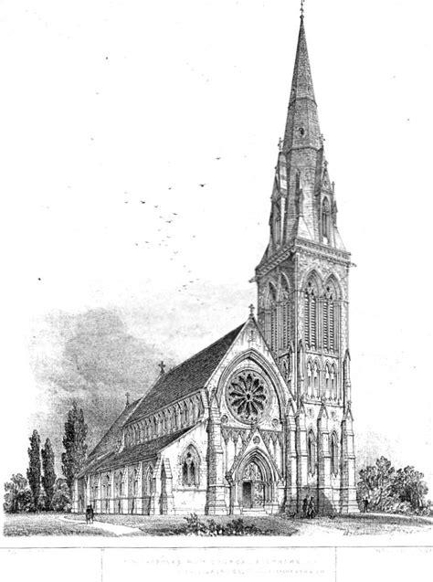 Sir Banister Fletcher St Matthias Church And The Medievalism Of Sir George