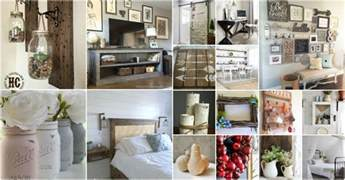 Gorgeous Home Decor 55 Gorgeous Diy Farmhouse Furniture And Decor Ideas For A Rustic Country Home Diy Crafts