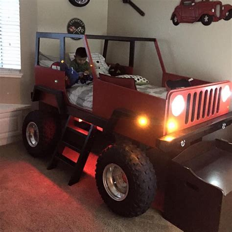 jeep car bed jeep bed plans twin size car bed