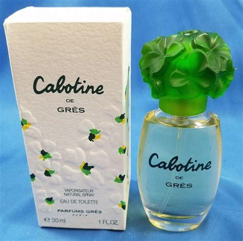 Parfum Cabotine De Gres Gres Parfums Cabotine 30ml Eau De Toilette 7640111494324 Prijs Parfum Nl