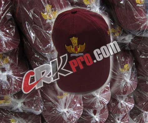 Topi Baseball Hitam Bordir Exclusive Topi Tentara Topi konveksi topi sd penjahit seragam sekolah dasar