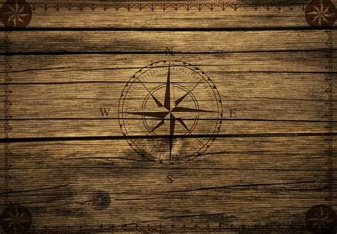free domain images compass vintage wood background free stock photo