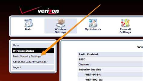 reset verizon router to default settings how to change the wi fi network name ssid on your