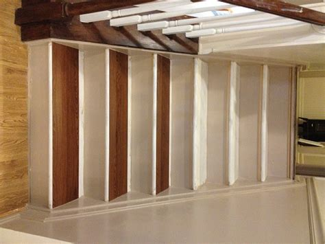How To Stain Wood Banister Ana White Refinished Stairs Diy Projects