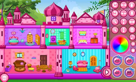 Doll House Decorating Games My New Room 3 Billingsblessingbags Org