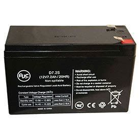 Chilwee Lead Acid Battery 12a batteries chargers accessories batteries lead acid ajc 174 tempest tr7 5 12a 12v 7ah sealed