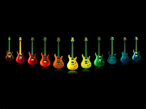 colorful guitar wallpaper colorful guitars music hd wallpaper 1600 215 1200 high